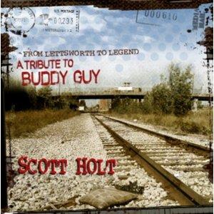 Scott's tribute to the legendary Buddy Guy